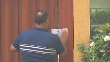 Estabelecimentos de Ribeirão Preto, SP, são interditados por falta de documentação - Denúncia é de que menores trabalhavam como prostituta em local. Boate é fechada por não ter laudo de vistoria do Corpo de Bombeiros.