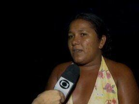 Moradores do Povoado Alegria reclamam da falta de iluminação pública - Insegurança toma conta da região