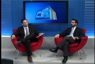 Entrega do Imposto de Renda pode ser feita a partir o dia 1º de março - CETV 1 Edição Juazeiro do Norte entrevista o auditor fiscal, Vitor Casemiro.