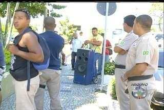 Greve dos vigilantes de Campos dos Goytacazes, RJ, acaba - Eles ficaram em greve por uma semana, devido ao atraso no salário referente ao mês de janeiro.
