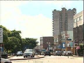 A terra tremeu hoje em Cascavel - Foi um susto para os moradores da cidade.