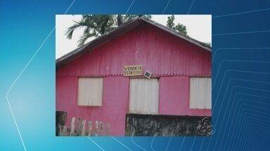 Recém-nascido é abandonado em terreno de casa no interior do AM - Um recém-nascido, que supostamente teria sido abandonado pela mãe, foi encontrado no terreno da casa de um homem por volta das 00h40 desta sexta-feira (22), no município de Iranduba, a 27 km de Manaus.