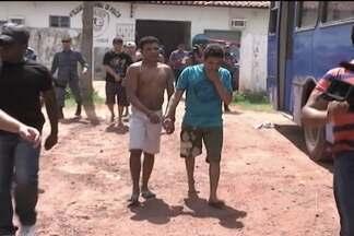 Transferidos presos que incendiaram delegacia de Codó - Transferidos para os municípios de Caxias e Codó os presos que incendiaram a delegacia de Coroatá no fim de semana.