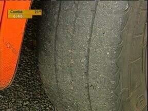 Ambulâncias do Samu de Londrina estão paradas por falta de pneus - Siate está atendendo grande parte das ocorrências diárias.