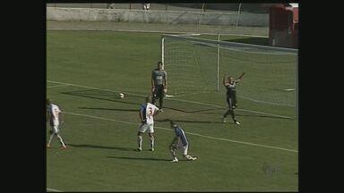 Comercial e Guaratinguetá empatam em partida do Paulistão - Jogo foi bastante disputado, mas ficou no 1 a 1.