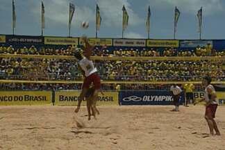 Corrida de militares e vôlei na praia de Tambaú neste fim de semana - Confira como foi a final do circuito brasileiro de vôlei de praia em João Pessoa e a corrida em Campina Grande.