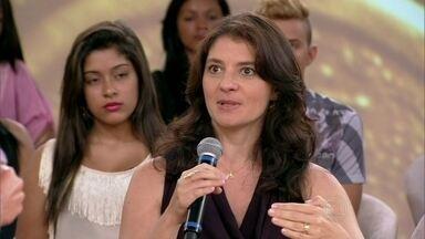 O ator fez um curta com ela após o sumiço de um integrante do elenco - Neurocientista explica coincidências na vida de Lair Rennó