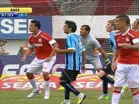 Inter elimina o Grêmio na disputa pelo primeiro turno do Gauchão - Patida foi disputada em Caxias do Sul.