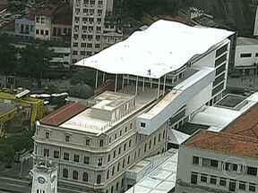 Museu de Arte do Rio será inaugurado na data de aniversário da cidade - Nesta sexta-feira (1) é comemorado o aniversário do Rio. E cidade ganha de presente o MAR, o Museu de Arte do Rio, uma realização da prefeitura e da Fundação Roberto Marinho.