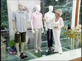 Ana Maria mostra roupas baratas e estilosas para homens - Confira 'look' para todas as ocasiões