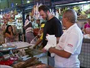 Confira como foi a viagem de Jimmy por Recife e Olinda - O ogro da cozinha vai em busca das verdadeiras tapiocas