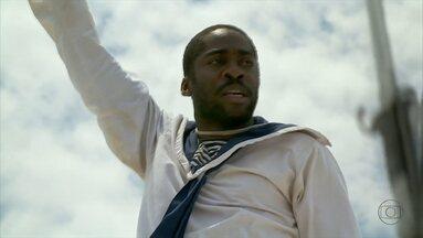 Relembre Lado a Lado com o clipe de 'Liberdade, liberdade! Abra as asas sobre nós' - Clipe reúne momentos marcantes e cenas de bastidores da novela