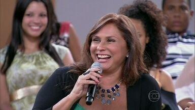 Fafá de Belém defende a liberdade feminina - Para cantora, a mulher não é apenas um 'pedaço de carne'