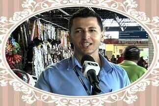 Confira mais opiniões de telespectadores pelo Dia Internacional da Mulher - Homens e mulheres falaram da data nas ruas de Goiânia.