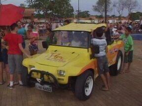 TV Clube lança no Parque Lagoas do Norte a nova novela Flor do Caribe - TV Clube lança no Parque Lagoas do Norte a nova novela Flor do Caribe