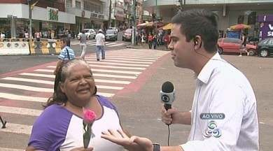 Durante as homenagens para as mulheres conheça um pouquinho da história da Dona Mariles - Rede Amazônica faz homenagem especial para as mulheres em Manaus.