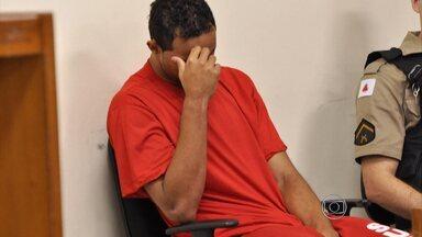 Bruno é condenado a 22 anos e 3 meses de prisão pela morte de Eliza Samudio - A ex-mulher do goleiro, Dayanne Rodrigues, foi absolvida da acusação de sequestro e cárcere privado do filho da jovem.