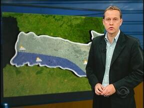 Confira a previsão do tempo com Leandro Puchalski - Confira a previsão do tempo com Leandro Puchalski.