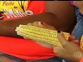 Festa do milho de Jaci (SP) atrai multidão - A Festa do Milho movimentou o município de Jaci, no estado de São Paulo. O evento é beneficente e atrai milhares de visitantes. As novas receitas chamam a atenção de um público cada vez maior.