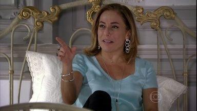 Maitê implica com Bianca por querer se aproximar de Zyah - Esma avisa que Zyah tem novos turistas e Ayla fica incomodada