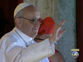 Baianos falam sobre a escolha do novo papa - O arcebispo de Salvador, Dom Murilo Krieger, ficou surpreso com a escolha de um papa sul americano.