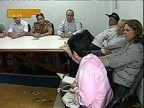 População pede mais segurança na área rural de Londrina - Reunião foi realizada para discutir o assunto e cobrar melhorias.