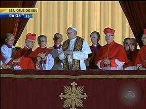 Veja como repercutiu a escolha do novo Papa em cidades do Interior do RS - Cerro Largo, nas Missões, estava na torcida por Dom Odilo Scherer.