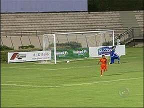 São Bento vence Palmeiras-B - Pela série A-3 do Campeonato Paulista, o São Bento venceu o Palmeiras-B. Veja os gols no vídeo do Bom Dia Cidade.