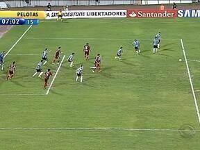 Grêmio desembarca em Porto Alegre nesta quinta-feira - Equipe foi derrotada na Venezuela na terça-feira.