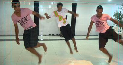 Em Movimento: Funk Litoral - Parte 1 - Conheça os talentos do funk capixaba. Um deles é o Bonde do Kebra, onde os integrantes cantam, dançam e fazem um trabalho social com a comunidade de Terra Vermelha, em Vila Velha. Veja!