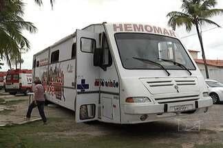 Posto de Saúde Socorrinho I, no Cohatrac II realiza campanha de doação de sangue - O Hemomar e o Posto de Saúde Socorrinho I, no Cohatrac II, realizam uma campanha de doação de sangue neste sábado.