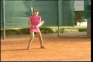 Montes Claros recebe torneio nacional de tênis categoria G3 - 63 tenistas de todo país, entre 10 e 18 anos, participaram do torneio em Montes Claros (MG).