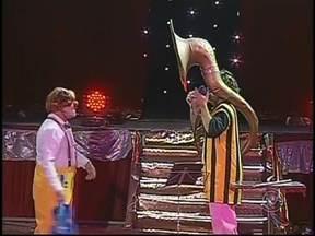 Mês de março tem comemoração do surgimento do circo no noroeste paulista - Em março é comemorado o Dia do Circo. A primeira apresentação no Brasil foi há quase duzentos anos. Na época, os circos vinham da Europa. Hoje são centenas espalhados pelo país.