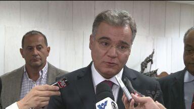 Ex-prefeito de Registro é eleito presidente da Assembleia Legislativa - Samuel Moreira foi eleito na tarde desta sexta-feira (15) com 90 votos