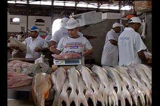 Governo publica decreto que proíbe a saída de pescado do Pará - Documento foi publicado nesta sexta, 15, no Diário Oficial do Estado (DOE).