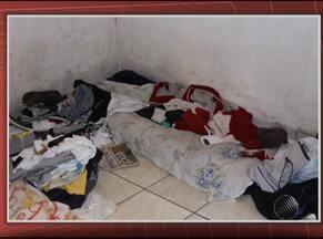 Pessoas são libertadas de trabalho em condições precárias em Salvador - Dois homens foram presos pela Polícia Federal suspeitos de aliciar trabalhadores no Rio de Janeiro para explorar mão de obra em Salvador.