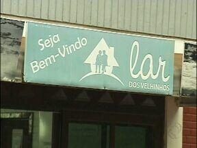 Moradores do Lar do Velhinhos passam por exames - A medida faz parte da intervenção feita pelo ministério público