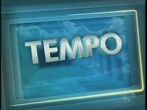 Domingo é chuvoso em Maringá - A temperatura é de 28ºC