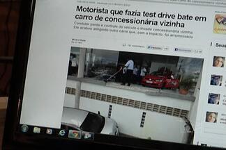 G1 Maranhão completa completa um ano bem informando os internautas - O que é notícia no Estado e no JMTV também está no portal de notícias, que é interligado à TV Mirante, e traz informação, entretenimento e interatividade com o público. E os bons números de visitantes são o reflexo da aceitação do internauta.