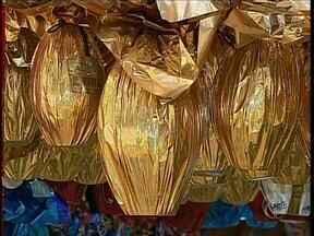 Procon divulga pesquisa de preços dos ovos de páscoa em Maringá - A diferença passa de 30% de um superamercado para outro