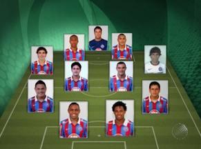 Bahia estreia no Campeonato Baiano sem Souza - Um dos principais jogadores do Tricolor nem viajou com o grupo para Vitória da Conquista para jogar no domingo.