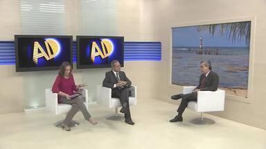 Juízes reclamam da superlotação e falta de infraestrutura nas celas do interior de Alagoas - Alcides Gusmão da Silva, corredor-geral da Justiça, fala sobre o assunto.
