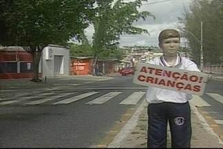 Escolas e creches de Campina Grande terão de adotar um novo modelo de sinalização - Para evitar acidentes, Promotoria da Educação orienta que as unidades públicas de ensino invistam na sinalização.