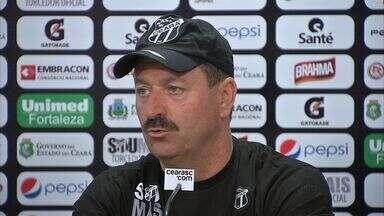 Conheça o novo técnico do Ceará - Ele chegou após a saída de Ricardinho.