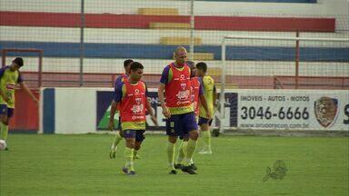Veja as novidades do Fortaleza - Confira o ritmo de treino dos jogadores.