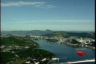 Previsão do tempo no Espírito Santo é de sol e chuva - Pode chover rápido na Grande Vitória e na regiãp Nordeste e Serrana.Temperaturas chegam aos 34ºC.