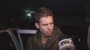 Cantor Hudson volta a ser preso em Limeira, SP - Ele foi autuado por porte ilegal de arma de fogo pela segunda vez.