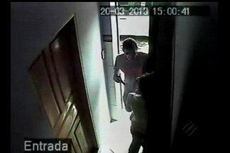 """Polícia investiga quadrilha acusada de praticar o """"crime da saidinha"""" - Polícia investiga quadrilha acusada de praticar o """"crime da saidinha"""""""