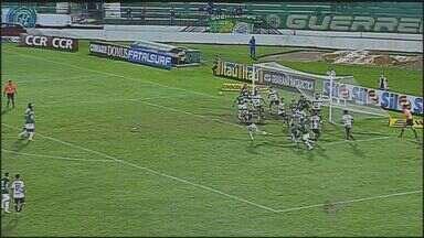 Guarani joga em casa e perde para o Paulista de Jundiaí pela rodada do Paulistão - O Guarani jogou em Campinas (SP), na quinta-feira (21) diante do Paulista de Jundiaí pela rodada do Campeonato Paulista. Apesar do Guarani começar na frente no placar, o Paulista fez o gol da virada no último lance da partida.