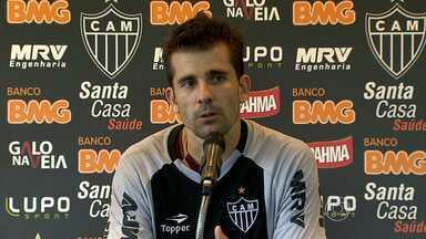 Goleiro Victor está confirmado no jogo em Patos de Minas - Goleiro ficou de fora do jogo contra o América-TO.